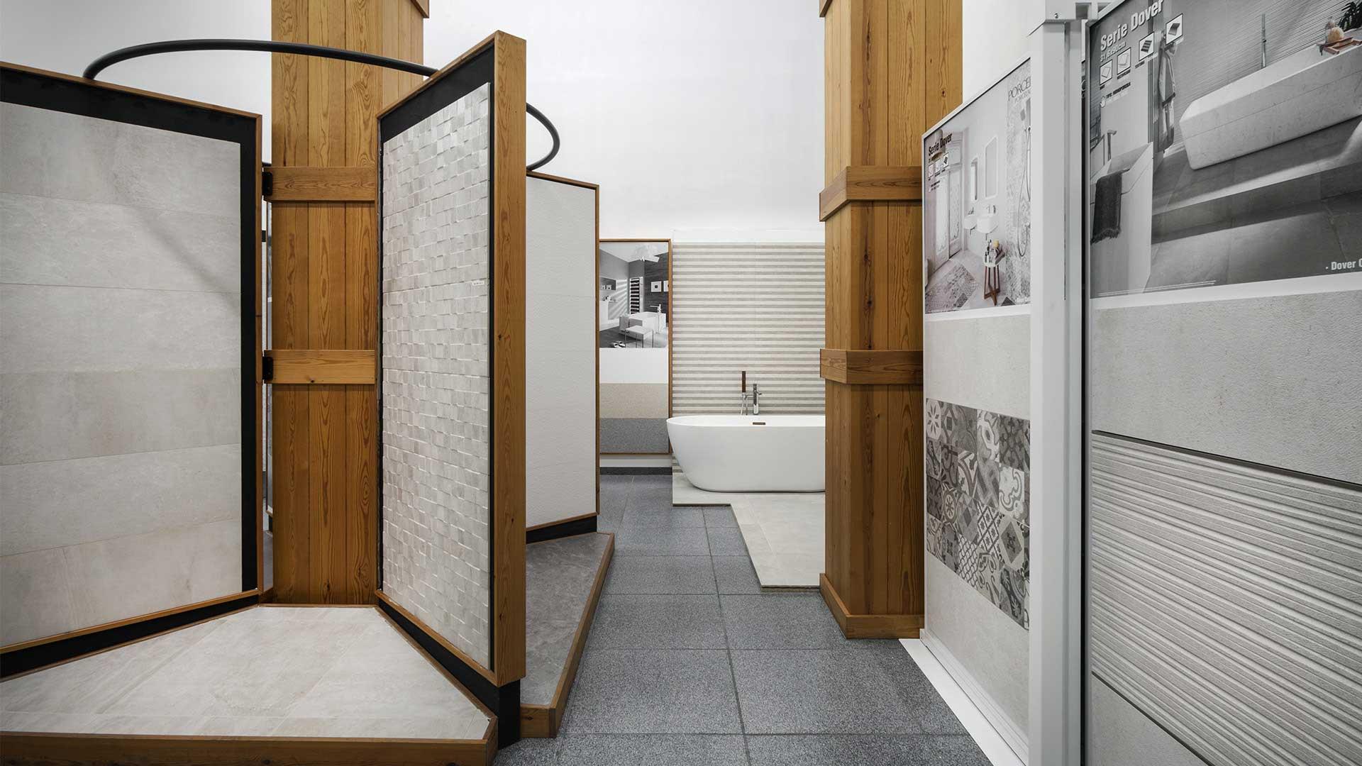 Mombrini ingrocer showroom pavimenti e piastrelle bergamo