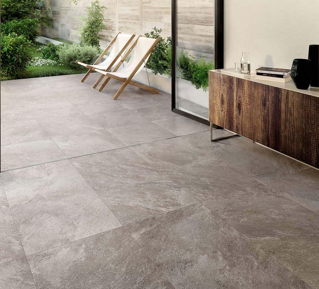 Pavimenti Per Terrazzi Esterni pavimenti per esterno - bergamo - milano - mombrini ingrocer