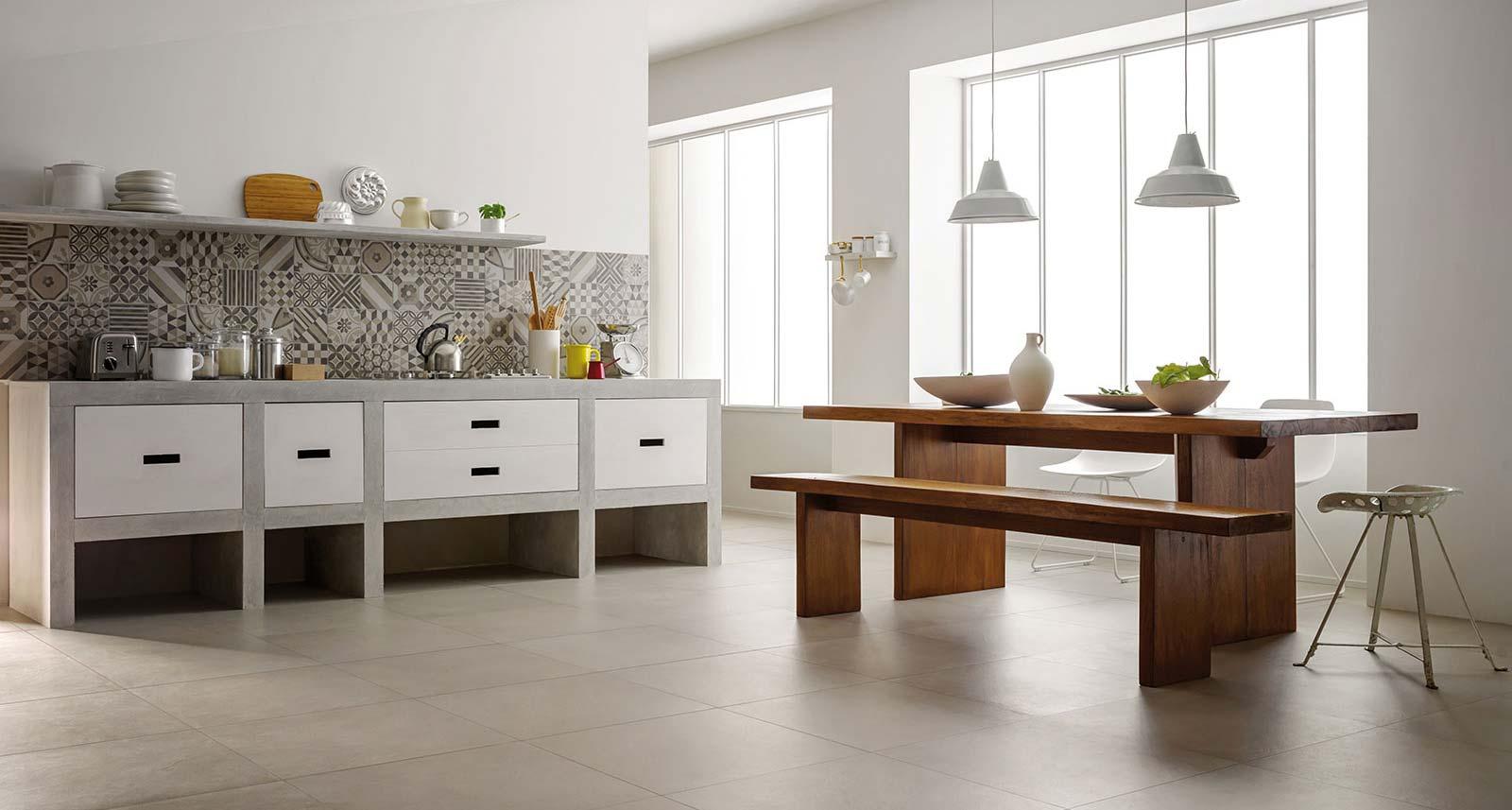 Piastrelle Cucina - Bergamo - Milano - Mombrini Ingrocer